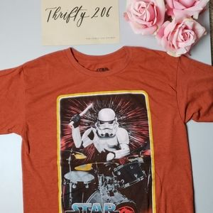[Star Wars] Size 18 Graphic Short Sleeved Shirt